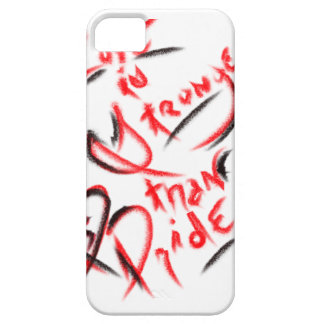 """Love is Stronger than Pride"" iPhone SE/5/5s Case"