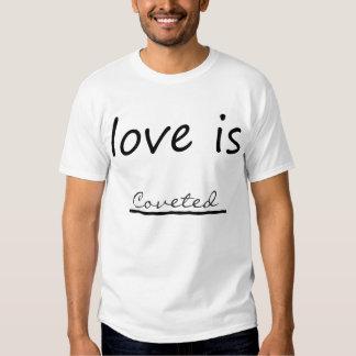 Love is....? t shirt