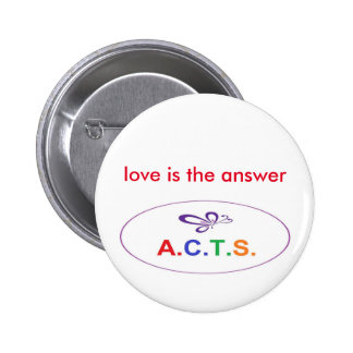 Love Is The Answer Button