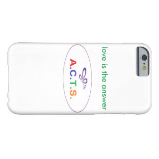 Love Is The Answer iPhone 6/6s Case