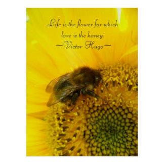 Love Is The Honey Poster