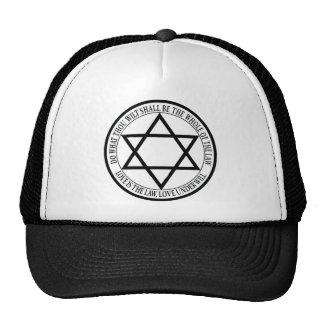 love is the law trucker hat