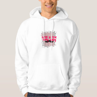 Love Is The Only Way Hooded Sweatshirt