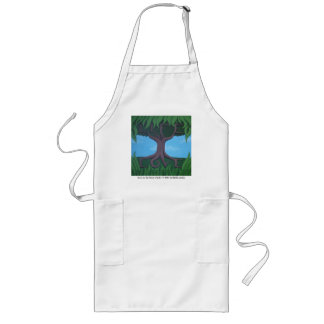 Love is the Root of Life Apron