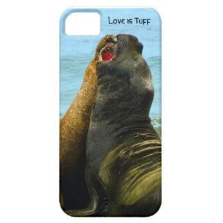 Love is Tuff iPhone SE/5/5s Case