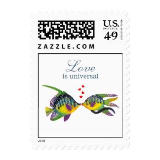Love is Universal Postage