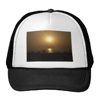 Love is what give me energy trucker hat