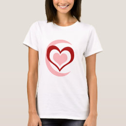 Love is Within the Heart T-Shirt