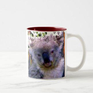 Love is you_ Two-Tone coffee mug