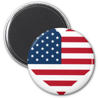 Love it or leave it merch 2 inch round magnet