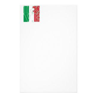 LOVE Italian Style Stationery