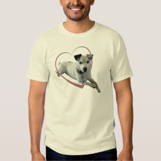 Love Jack Russell Dog Gifts Men's t-shirt