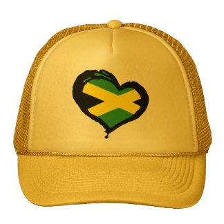 Love Jamaica Trucker Hat