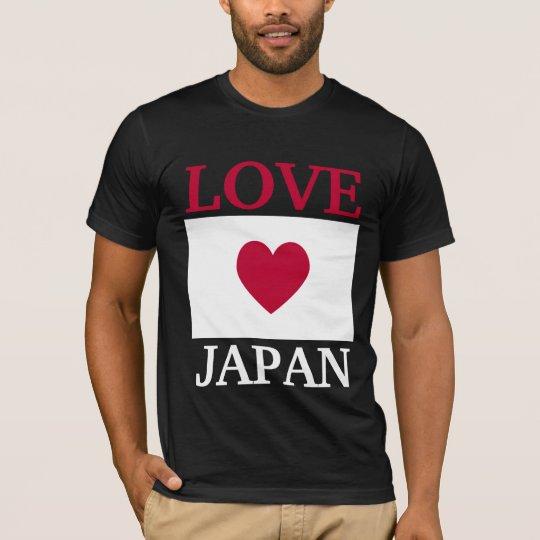 Love Japan Shirt