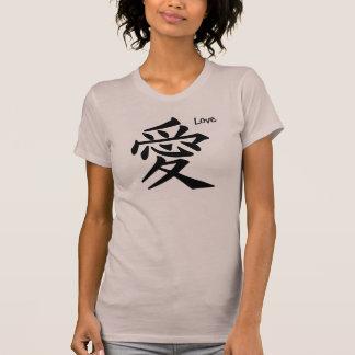 """""""Love"""" Japanese Kanji T Shirts"""