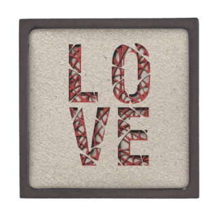 LOVE JEWELRY BOX