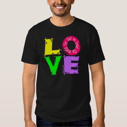 Love john316 t shirts