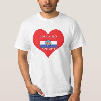 Love Joplin Missouri T-Shirt