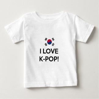 Love K-Pop! Baby T-Shirt