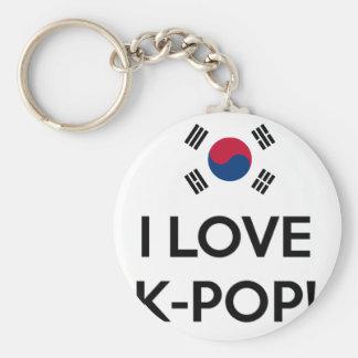 Love K-Pop! Keychain