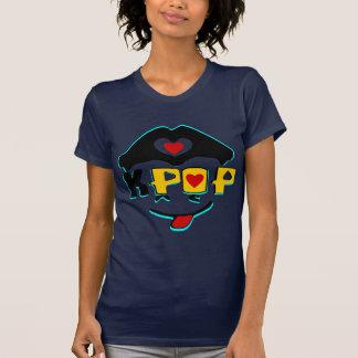 ♪♥Love K-Pop Ladies Bella Petite T-Shirt♥♫ T-Shirt