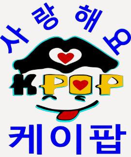 ♪♥Love K-Pop Stylish Raglan Baseball T-Shirt♥♫ T Shirt