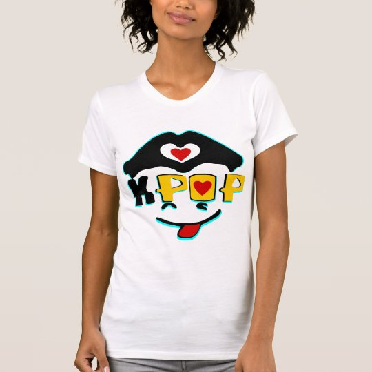 ♪♥Love K-Pop Stylish Women's Must-HaveTank Top♥♫ T-Shirt