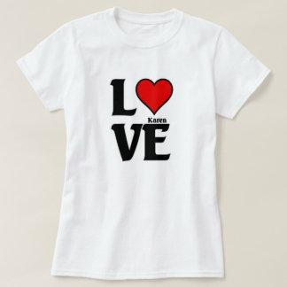 Love Karen T-shirt