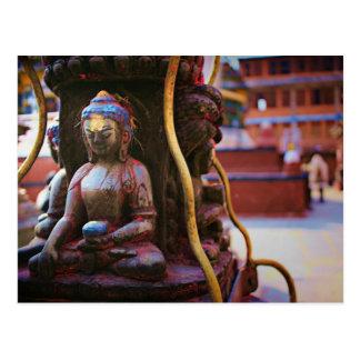 Love Kathmandu Nepal Postcard
