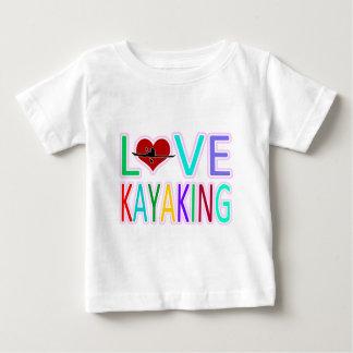 Love Kayaking T Shirt