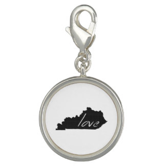 Love Kentucky Photo Charm