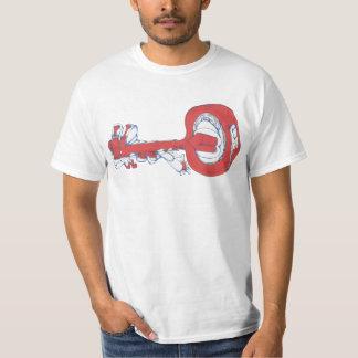 """""""Love Key """" T-Shirt"""