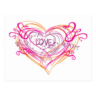 Love Kids Gift Post Cards