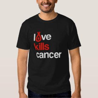 Love Kills Cancer - Men's Tee