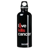 Love Kills Cancer - Traveler Mug