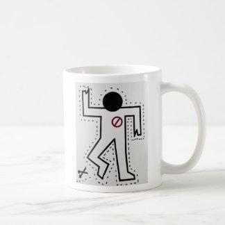 love kills coffee mug