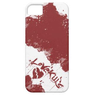 Love Kills Logo iPhone 5 Case