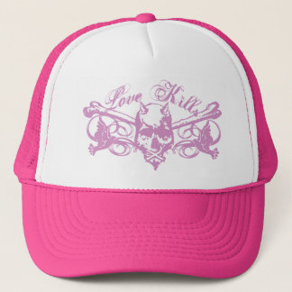 Love Kills Trucker Hat