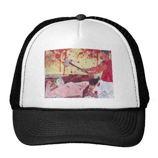 Love Kills trucker hat