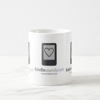 Love Kindle Keyboard Mug