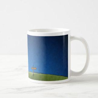 Love Knows No Boundaries Classic White Coffee Mug