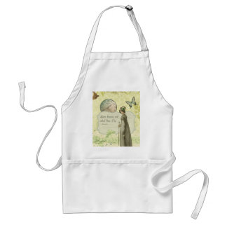 Love Knows no Time Adult Apron