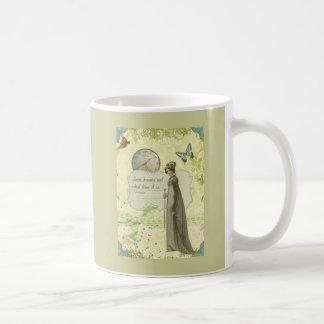 Love Knows no Time Classic White Coffee Mug