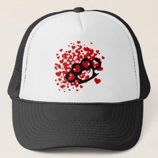 Love Knuckles Trucker Hat