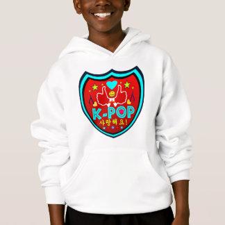 ╚»♪♥Love KPOP Stylish Kids Hooded Sweatshirt♥♫«╝ Hoodie