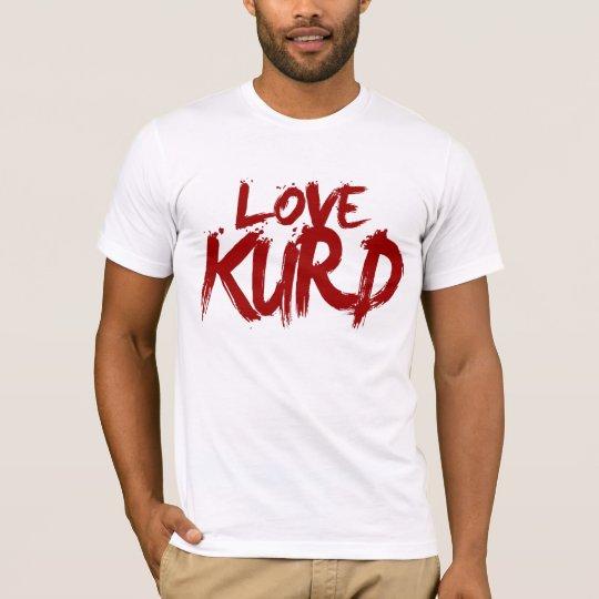 Love Kurd T-Shirt