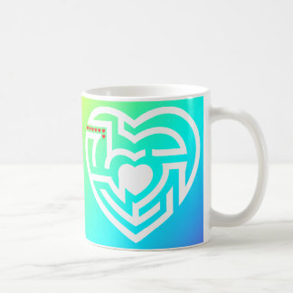love labrynth coffee mug