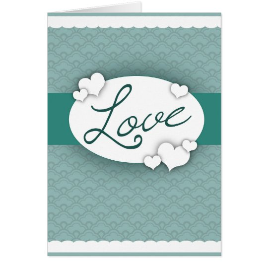 Love Lace Card