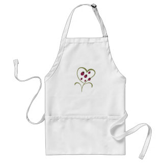 Love Ladybugs Adult Apron