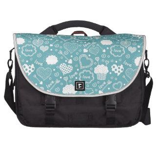 Love Laptop Commuter Bag